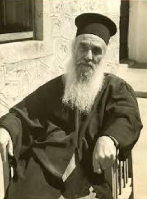 Gheronda Amfilohie Makris