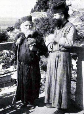 Gheronda Gherasim Menagias