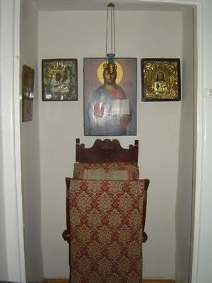 Poze de la resedinta Sfantului Nectarie din Cairo. (3)