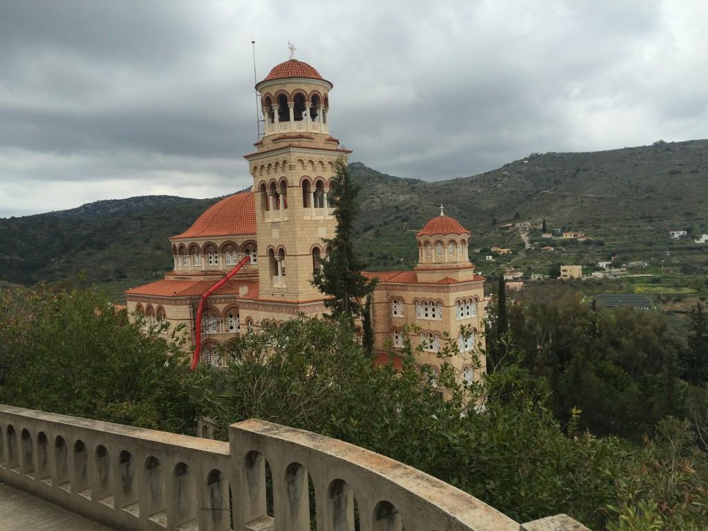 Adresa Manastirea Sfantului Nectarie