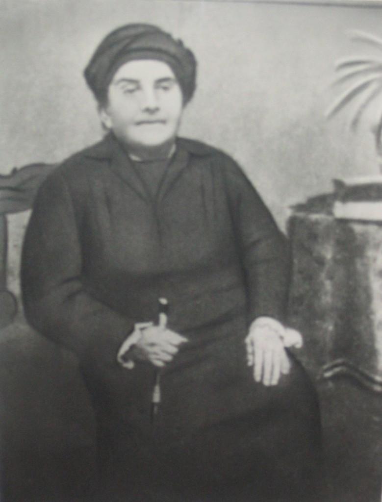 mama Sfantului Nectarie